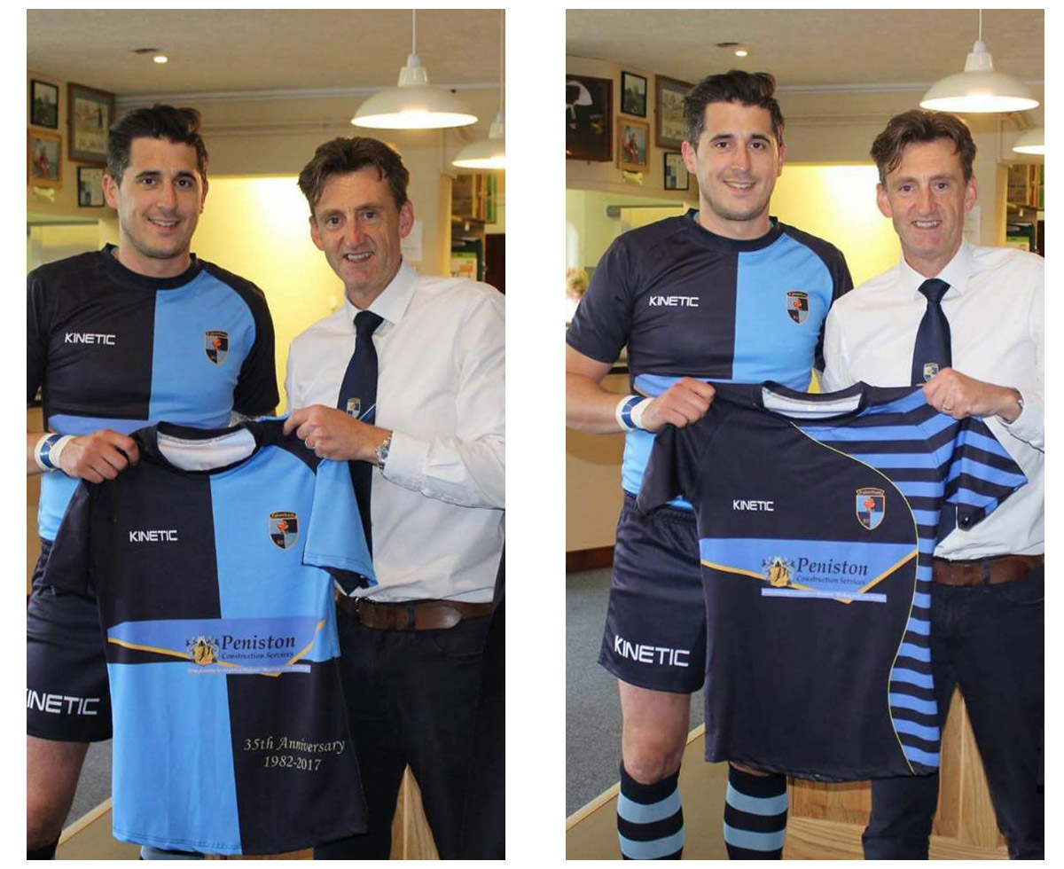 Fakenham RFC kits
